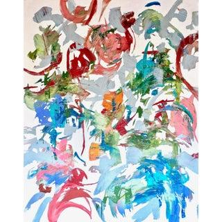 Ellen Schuster Break Free Original Painting For Sale
