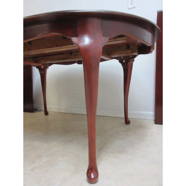 Pennsylvania House Cherry Admiral 2 Board Dining Room