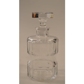 1930s Art Deco Crystal Decanter Preview