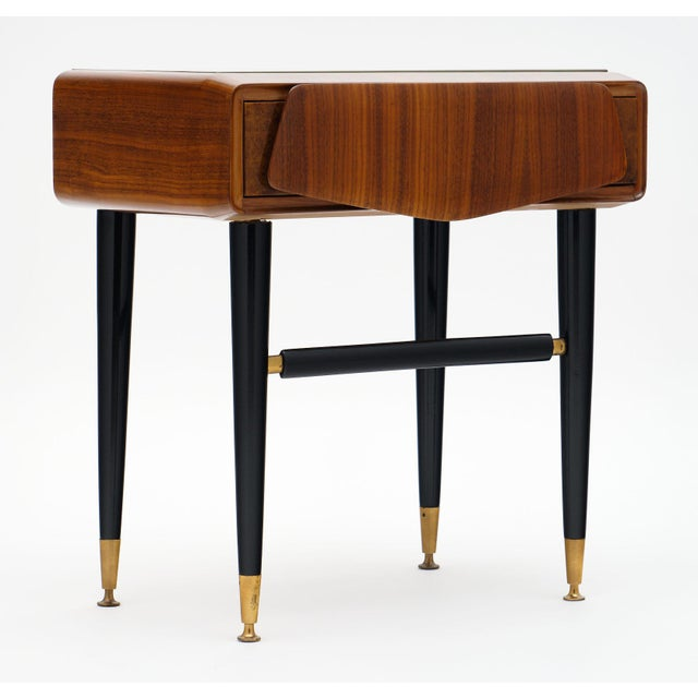 Italian Mid-Century Side Tables - a Pair For Sale - Image 9 of 12