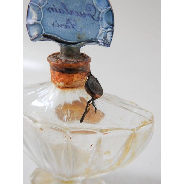 Vintage Guerlain Baccarat Shalimar Perfume Bottle For Sale - Image 4 of 7