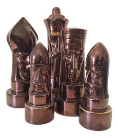 Image of Art Deco Bookends