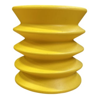 Room & Board Yellow Ergo Stool For Sale