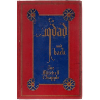 To Bagdad and Back Book