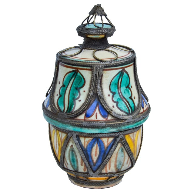 Antique Moroccan Box For Sale In New York - Image 6 of 6