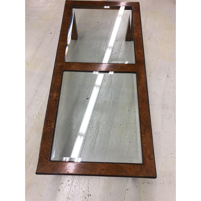 Mid 20th Century Mid-Century Modern John Widdicomb Parsons Style Coffee Table For Sale - Image 5 of 9