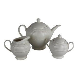 Wedgwood Windsor Pattern Tea Set For Sale