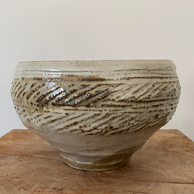 Antique Chinese Pottery Bowl For Sale In Philadelphia - Image 6 of 6
