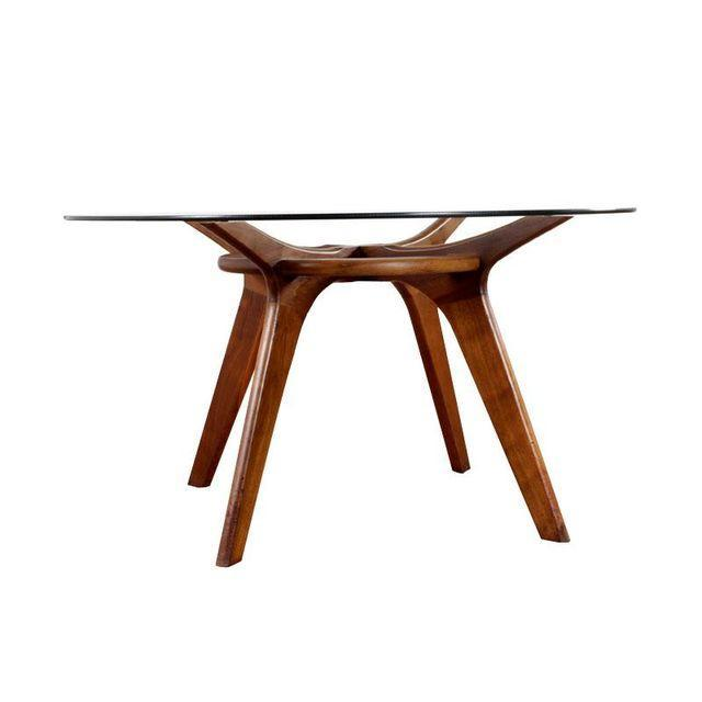 Adrian Pearsall Compass Dining Table - Image 2 of 5