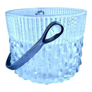Mid-Century Modern Tear Drop Ice Bucket For Sale