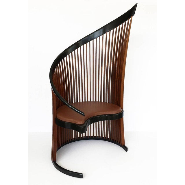 Pair of Paso Doble Sculptural Chairs by Thomas Stender For Sale In Chicago - Image 6 of 11