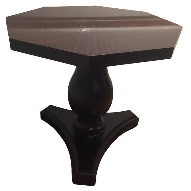 Ralph Lauren Pedestal Side Table - Image 1 of 7