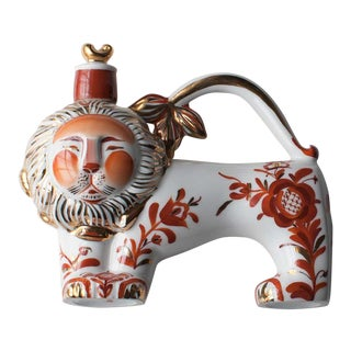 Lomonsov Imperial Lion Decanter