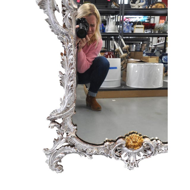 French La Barge Bird Mirror For Sale - Image 3 of 5