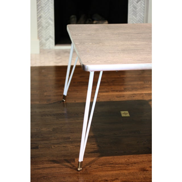 Mid Century Formica Dinette Table - Image 4 of 4