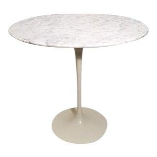 Saarinen Oval Side Table