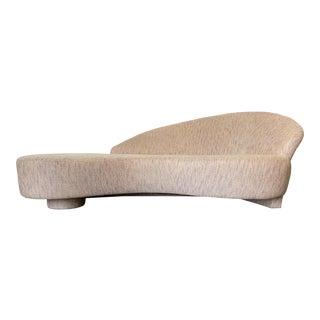 Vladimir Kagan Style Post Modern Cloud Sofa, 1990's For Sale