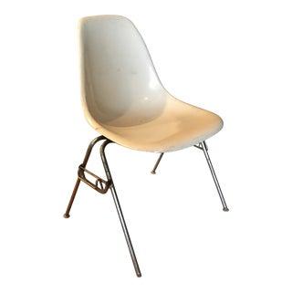 1960s Mid Century Modern Herman Miller Eames Fiberglass Shell Chair