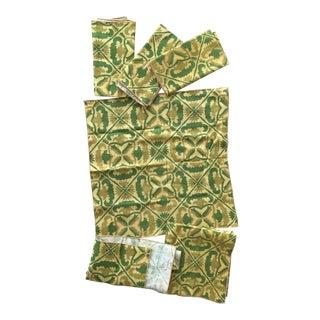 Vintage Cloth Napkins - Set of 6 For Sale