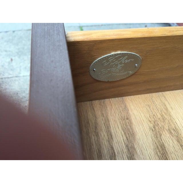 Biedermeier Baker Furniture Company Desk For Sale - Image 3 of 8