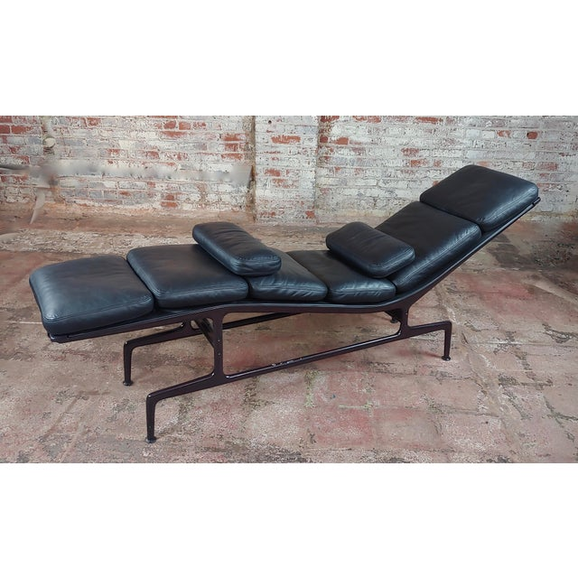 Ray & Charles Eames for Herman Miller Billy Wilder Chaise Longue For Sale - Image 10 of 10
