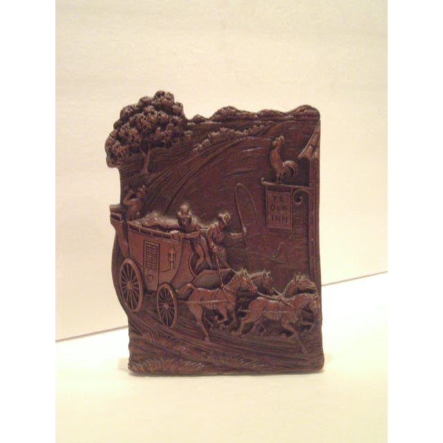 1930's-40's Syroco Bookends - Image 3 of 8