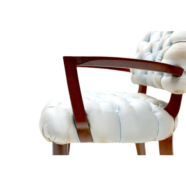 Jules Leleu Armchair For Sale - Image 6 of 7