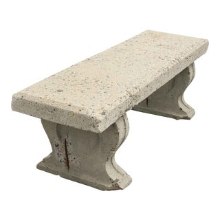Love Park Stone Bench For Sale
