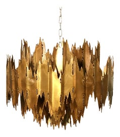 Image of Copper Chandeliers