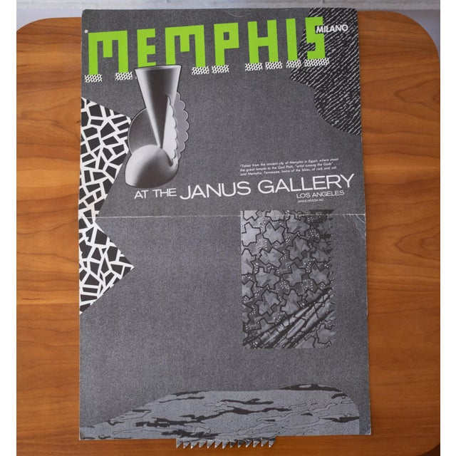Memphis Milano Postmodern Catalogue, 1980s For Sale - Image 9 of 13