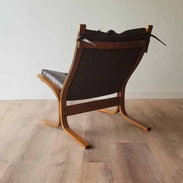 1970s 1970s Vintage Ingmar Relling Siesta Chairs for Westnofa - 3 Pieces For Sale - Image 5 of 13