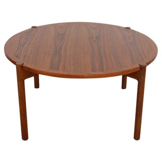 Hans Wegner Reversible Coffee Table For Sale