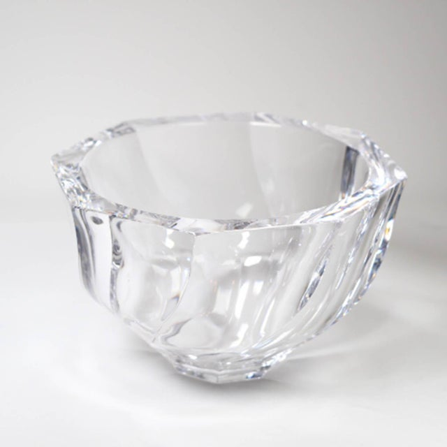 Orefors Crystal Bowl - Image 2 of 4