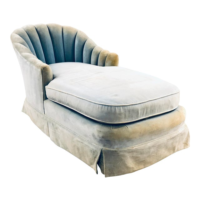1970s Vintage Chaise Lounge For Sale