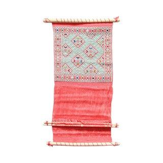 Backstrap Loom Textile VII For Sale
