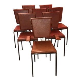 Bill Johnson Studios Custom Dining Chairs - Set of 8