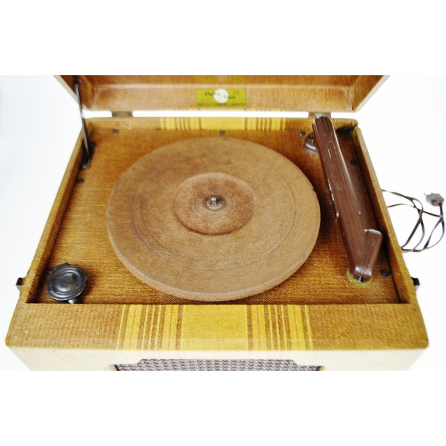 Vintage Andrea Gram 78 RPM Record Player For Sale - Image 5 of 9