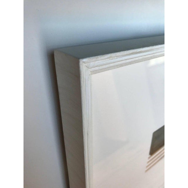21st Century Custom Framed Paesan - Image 4 of 6