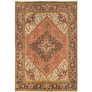 Mansour High Quality Handmade Persian Heriz