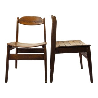 Model Pine 500 Chairs by Michael Van Beuren - a Pair For Sale