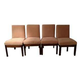 O. Henry House Transitional Dining Chairs - Set of 4