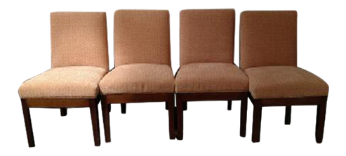 O. Henry House Transitional Dining Chairs   Set Of 4