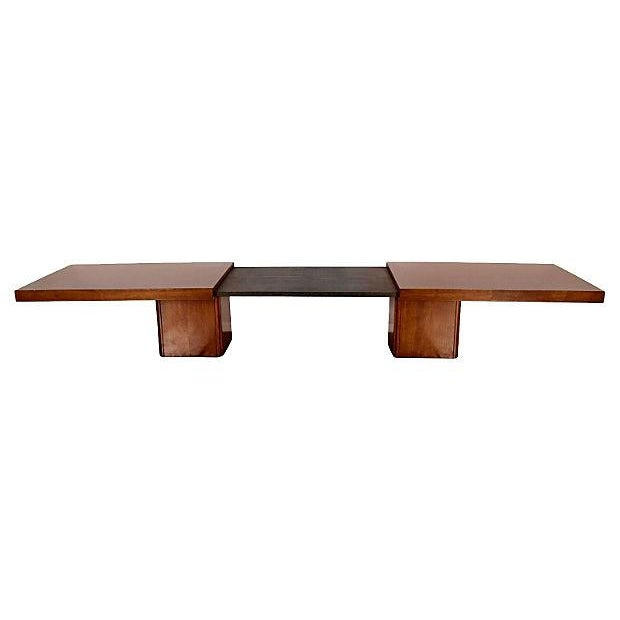 John Keal Design Coffee Table - Image 1 of 7