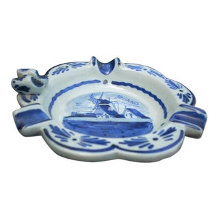 Vintage Delft Ashtray