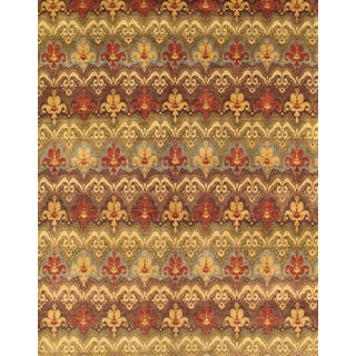 Pasargad Ikat Wool Area Rug - 12' X 15' For Sale
