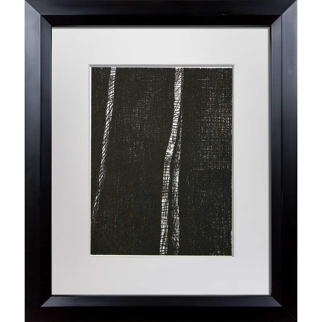 Henry Moore Original Crevasse Lithograph For Sale