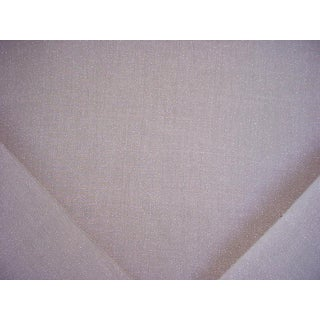 3-3/4y Ralph Lauren Lcf66110f Gilded Canvas Glittered Linen Upholstery Fabric For Sale