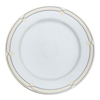 Antique Salad Plates - Set of 9