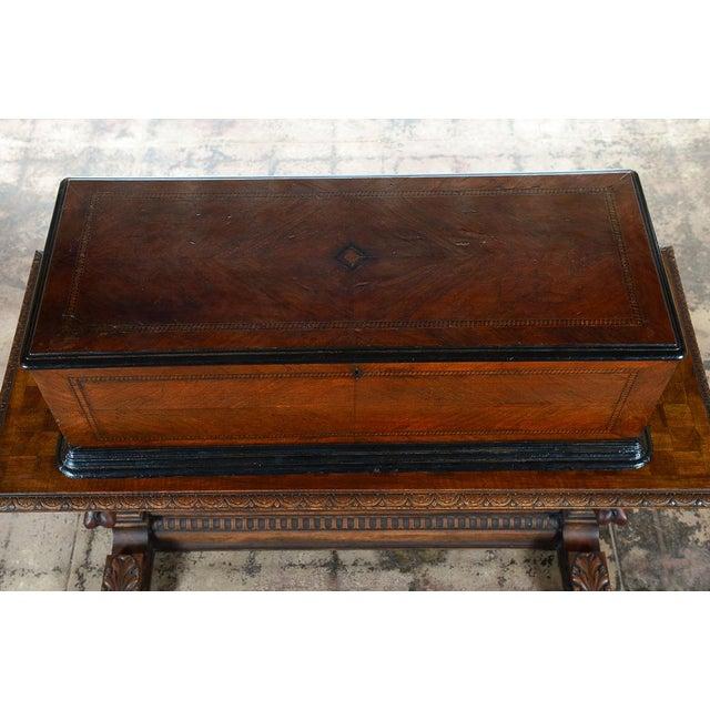 F Conchon 19th Century Swiss Cylinder Music Box - Image 3 of 11