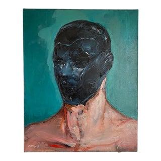 """Transformation"" Oil Painting Signed Daniel Maczynski, 2015 For Sale"